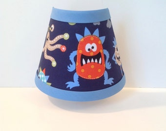 Little Monsters Night Light (READY TO SHIP)