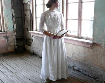 Edwardian Lingerie Dress Size XS