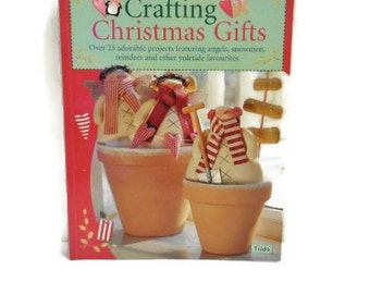 Tilda Crafting Christmas Gifts Instruction Book