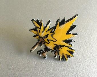 Zapdos - Pokémon pin