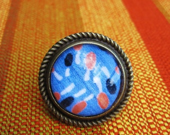 Mycology in Blue Ring