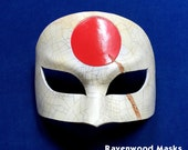 Katana cosplay Halloween costume  leather mask - Sword - Made to Order