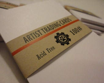 Artist Trading Cards - 100 lb. Super Smooth -400 pack-