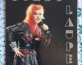 The Cyndi Lauper illustrated fan book, 1986