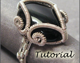 Mystic Ring - Wire Wrapped Ring Tutorial