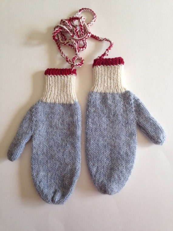mitten strings for adults