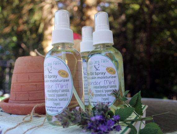 Turtle Bay (Bay Rum) Dry Oil Body Spray | Oil Mist | Spray Cologne | Mens Fragrance | Body Hair Spritz |