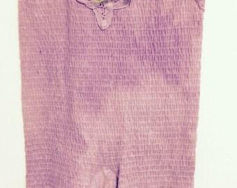 vintage 1950s stretch panties