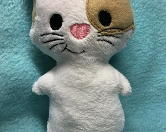 Calico Kitty Stuffie
