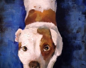 CUSTOM Pet Potrait Paintings