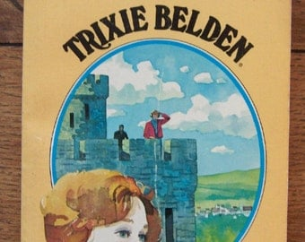 Trixie Belden 23 The Mystery Of The Queen's Necklace 1979