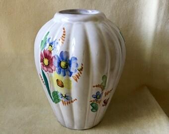 Vintage Arabia Finland Floral Vase ARA SALE