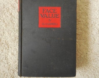 Face Value by JL Campbell