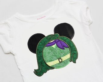 Gross Emotion Mouse Ears Shirt