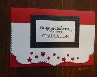 Handmade Graduation Cards