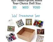 BJD Subscription Box: JUNE pre-order