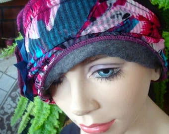 Womens Chemo Hat soft hat alopecia summer chemo hats headcover