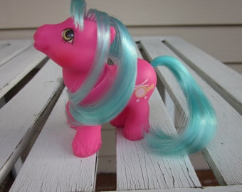 G1 My Little Pony Whirly Twirl - Baby Brother Pony