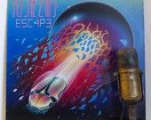 "Journey Vinyl Record LP 1980s San Francisco Bay Area Pop Rock Steve Perry Neal Schon, Journey - ""Escape"" (1981 CBS w/""Don't Stop Believin"")"