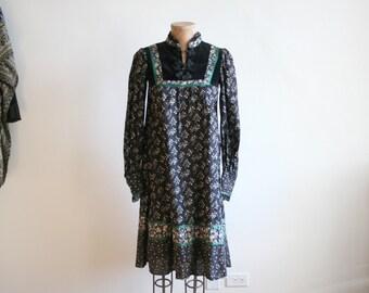 Gunne Sax Prairie Dress