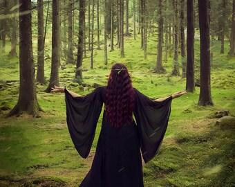 Forest sorcerer -  fine art photography home decor
