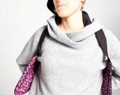 Reversible Holster Bag/Pink Leopard Utility Vest/Black Body Wallet