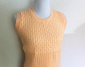 Vintage sweater vest | Etsy