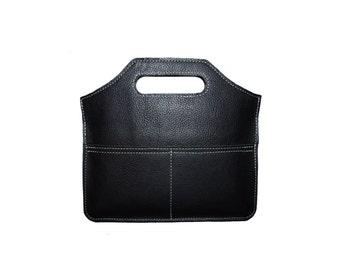 Leather iPad Pro Case, iPad Pro 12.9 Inch Case, iPad Pro 9.7 Inch case, Black Leather iPad Pro Case