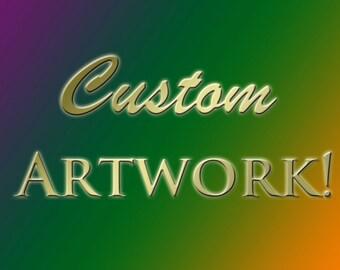Custom Artwork Add On