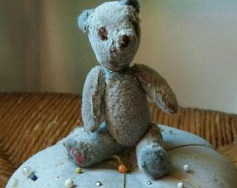 Miniature Plush Teddy Bear