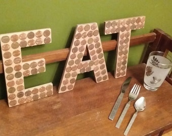 PENNY Studded Letters