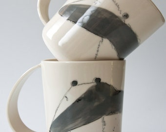 Modern Handmade Ceramics With Magical Whimsical Touch By