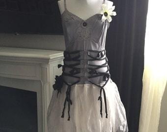 deadmoongrrrl fairy tale pixie princess dress
