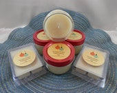 Zesty Cranberry -4 oz soy candles - Highly Scented