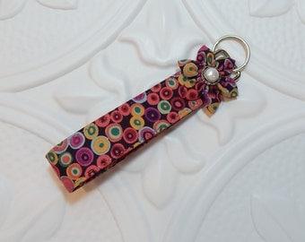 Key Fob - Teachers Gift - Keychain - Cute Keychain