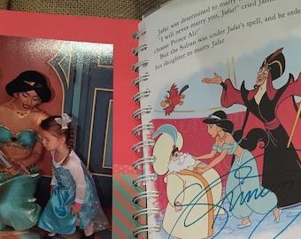 Disney Princess Autograph Book Unofficial
