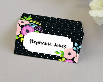 Betty Wedding Place Card