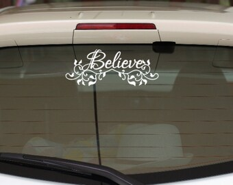 Christian Car Decals Etsy