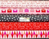 Valentine Bundle - 7 Fabrics Total