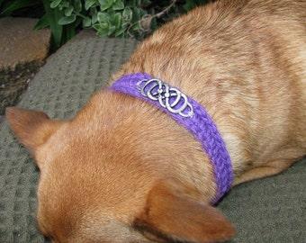 "13"" Little DOG or CAT Soft Collar"