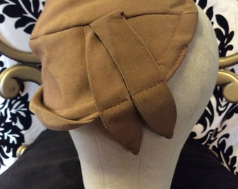 DEMURE AND SOPHISTICATED 1930s/1940s hat