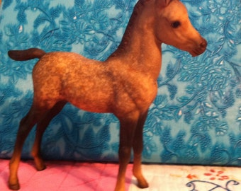 Pony, Spotted Horse Figurine