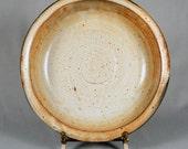 Large Warren MacKenzie Pie Plate
