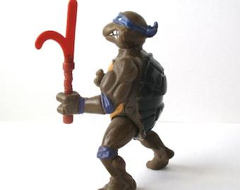 Donatello Action Figure, 1988, Teenage Mutant Ninja Turtles, TMNT
