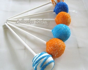 Zootopia Birthday Party: Cake Pops Made to Order with High Quality Ingredients