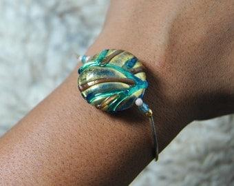 80s POW Bracelet