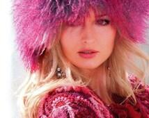 Free form Crochet patterns Free form jacket, Irish lace dress, top, bolero, cardigan Fashion Magazine, Zhurnal Mod No 562