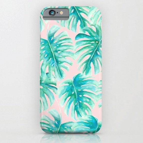 coque iphone 6 plus tropical