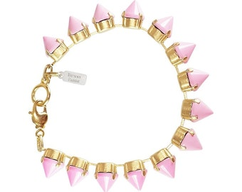 Sweetbrier Bracelet in Strawberry Milk