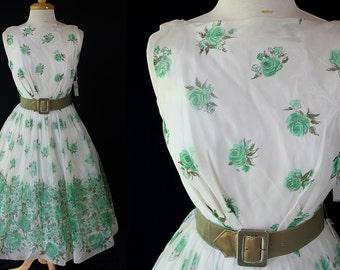 50s 60s Deadstock Dress